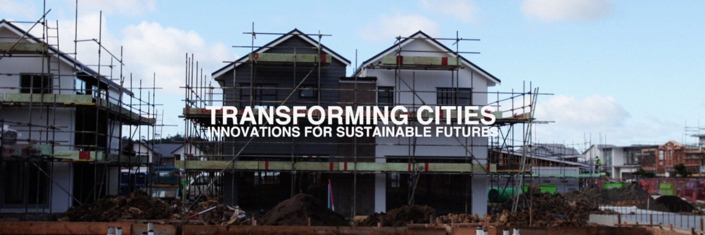 University of Auckland :Transforming Cities